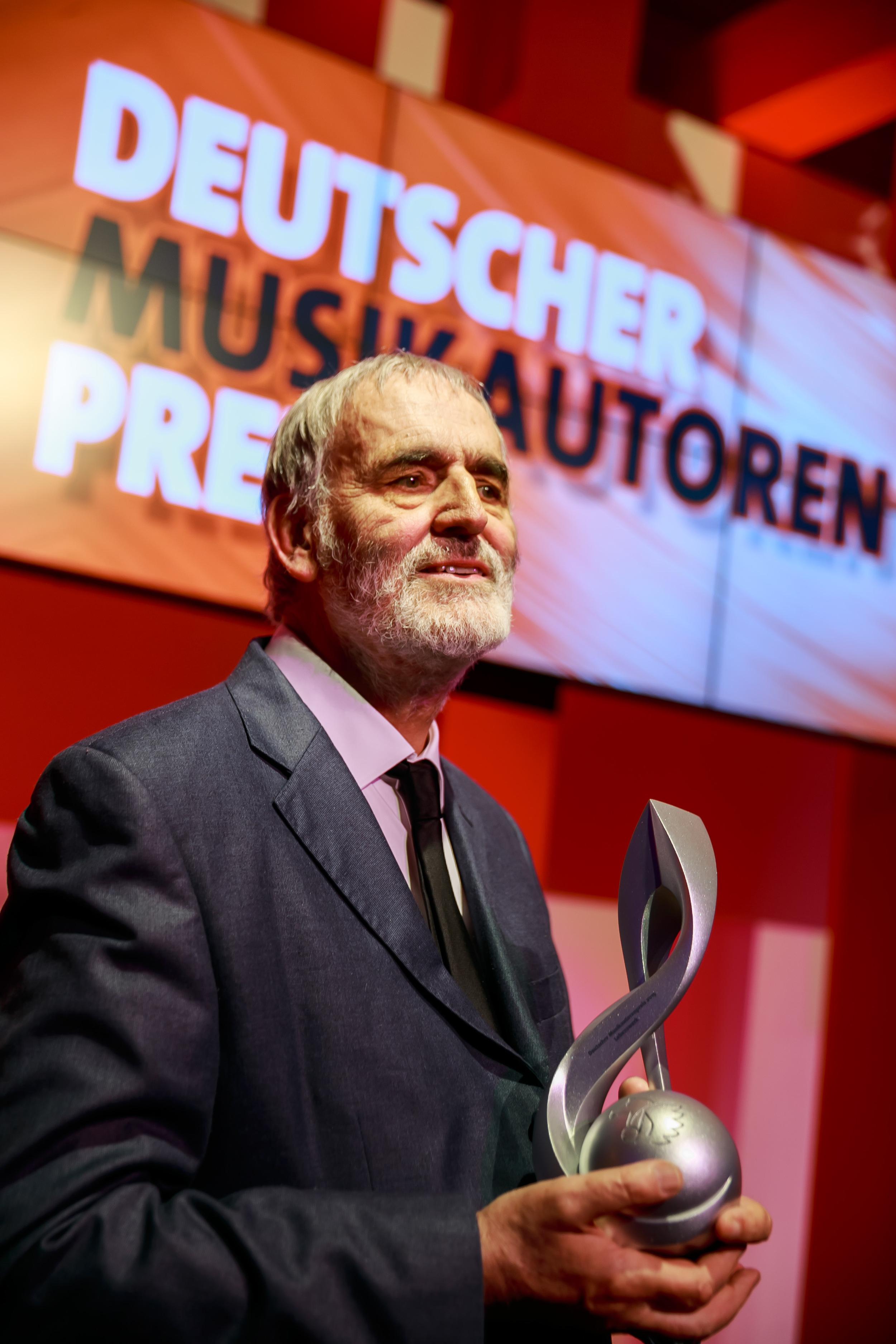 Helmut Lachenmann - Preisträger Lebenswerk © Thomas Rosenthal