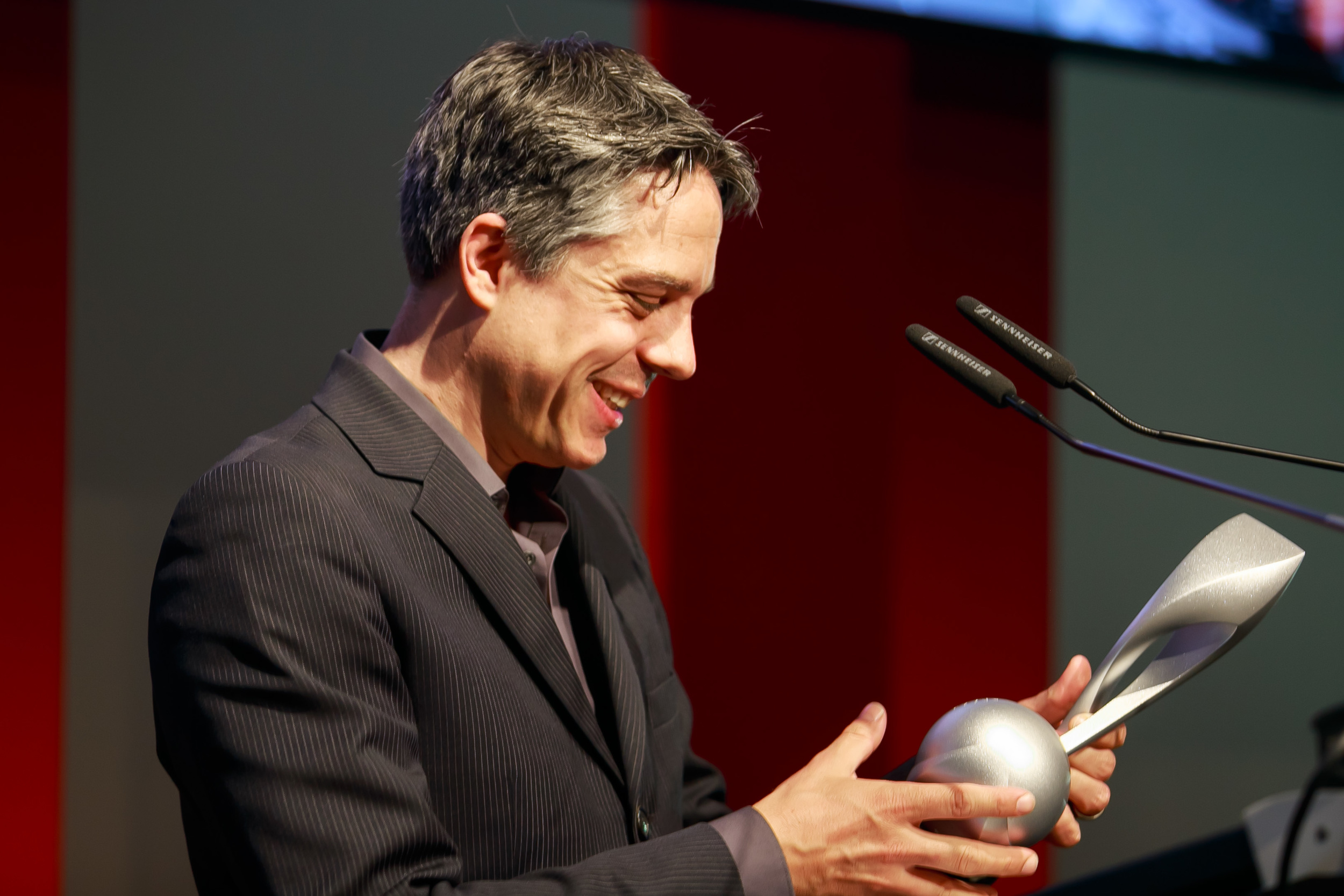 Fabian Römer - Preisträger Komposition Audiovisuelle Medien © Thomas Rosenthal