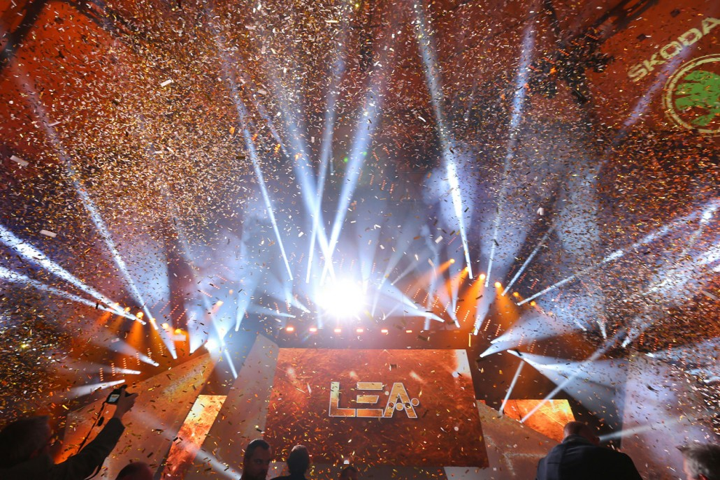Live Entertainment Award 2015 - Das Finale - Frankfurt ( @ public address)