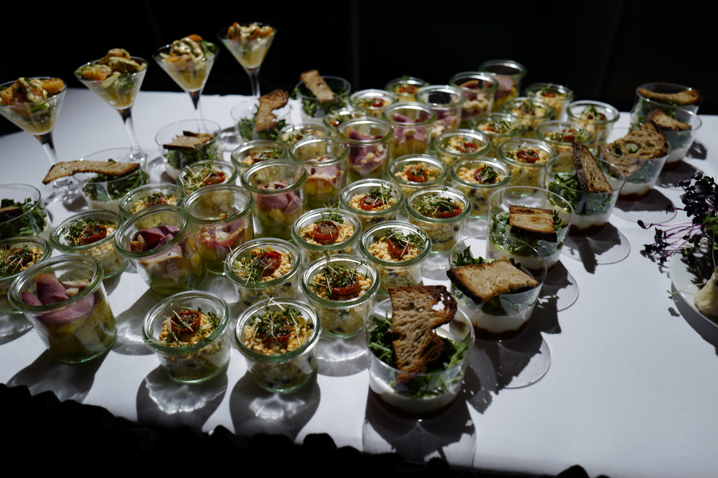 ECHO Aftershowparty 2016 - Catering © hi-life