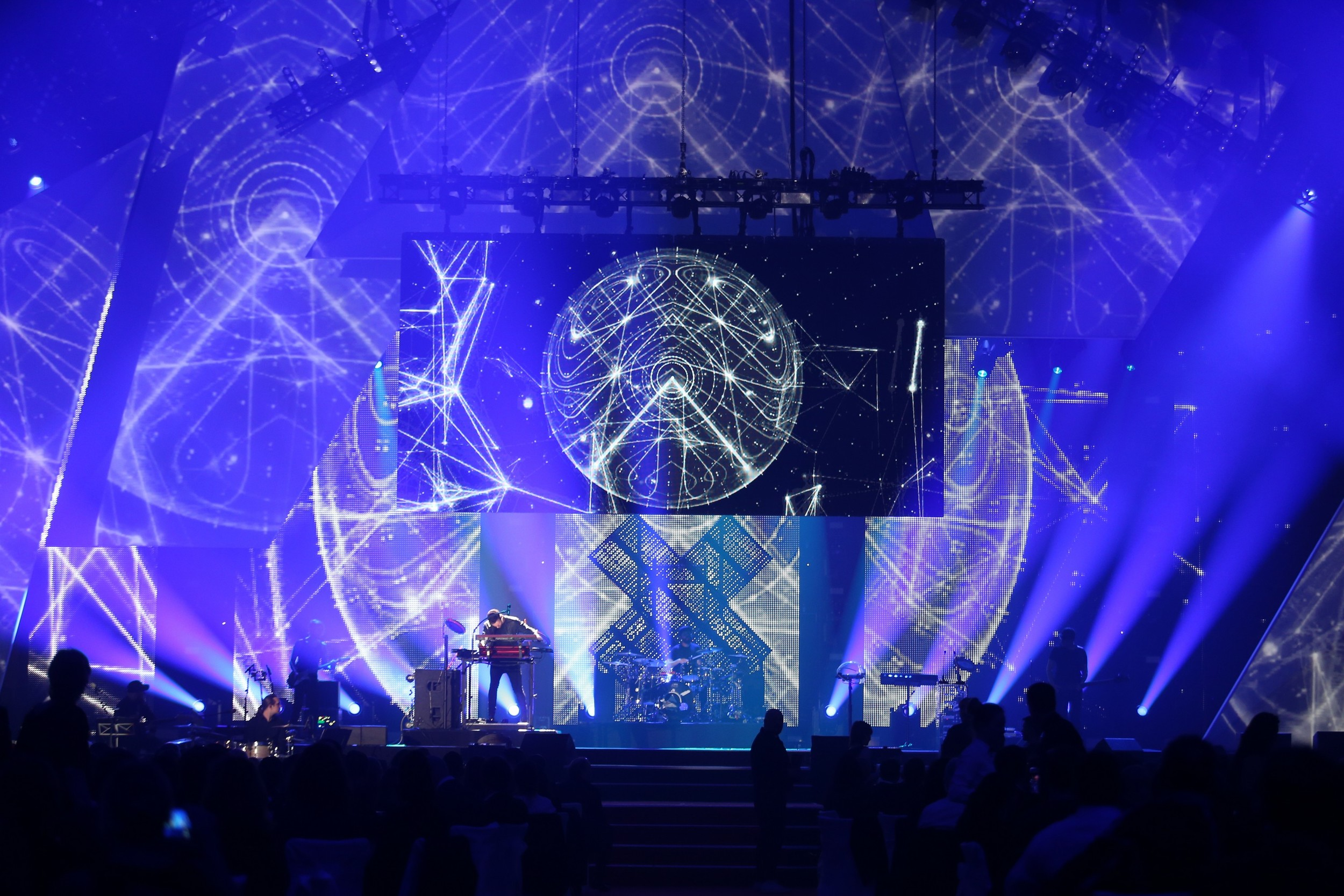 Live Entertainment Award 2016 - Frankfurt ( @ public address)