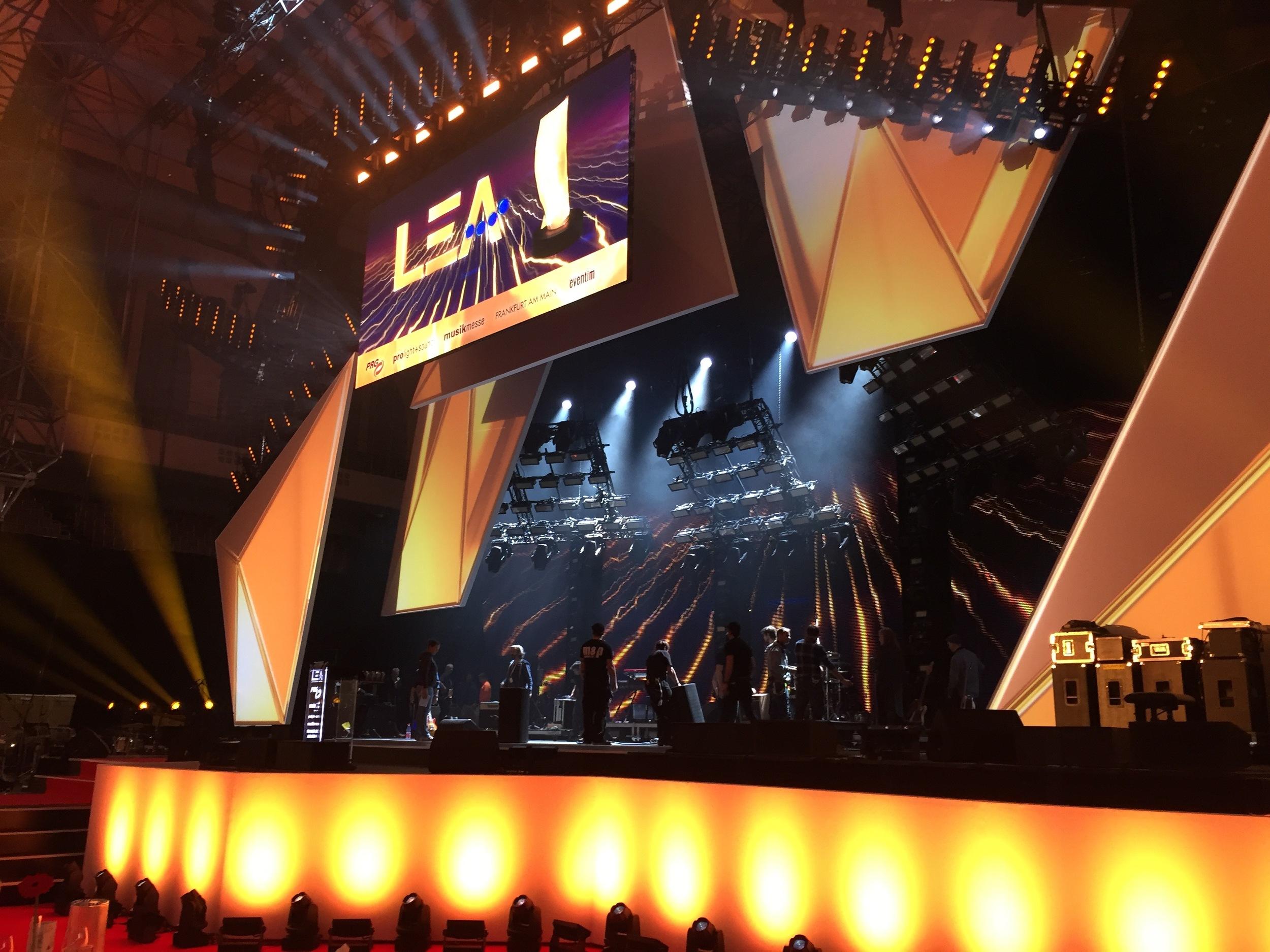 Live Entertainment Award 2016 - Proben ( @ hi-life )