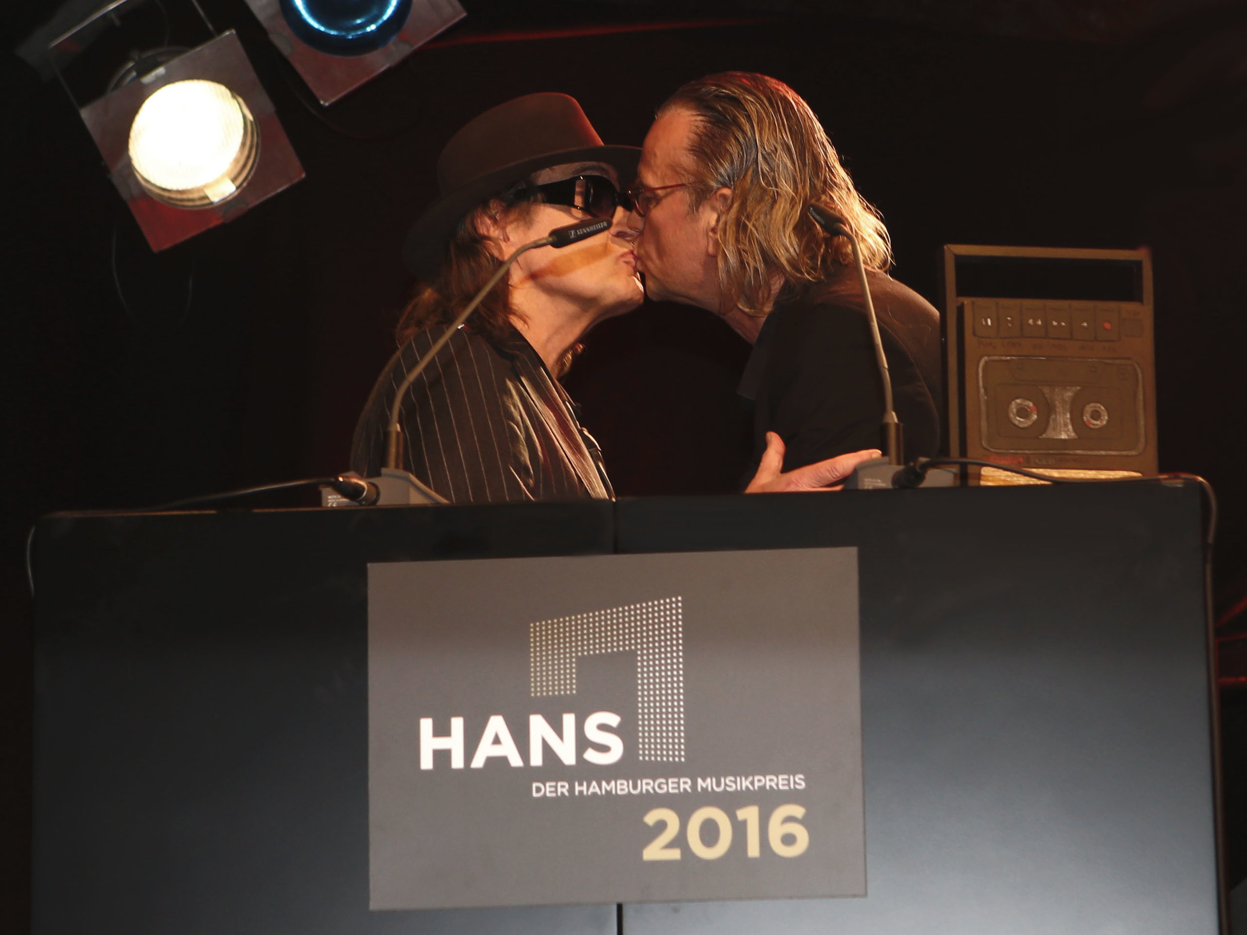 HANS - Der Hamburger Musikpreis 2016 (© public address)