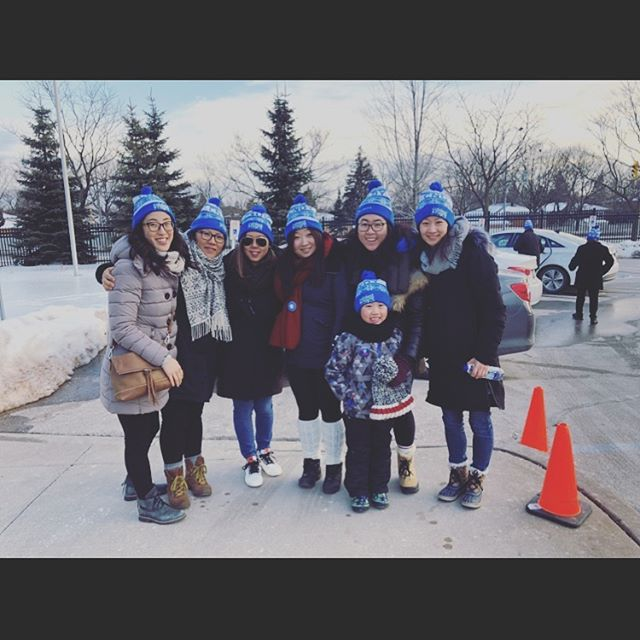 ❄️ Brrrr it's cold out there! ❄️ Tonight, we walked for those in our community who are homeless and experience the cold every night. THANK YOU for supporting us in raising funds for the Out of the Cold program! #cnoy