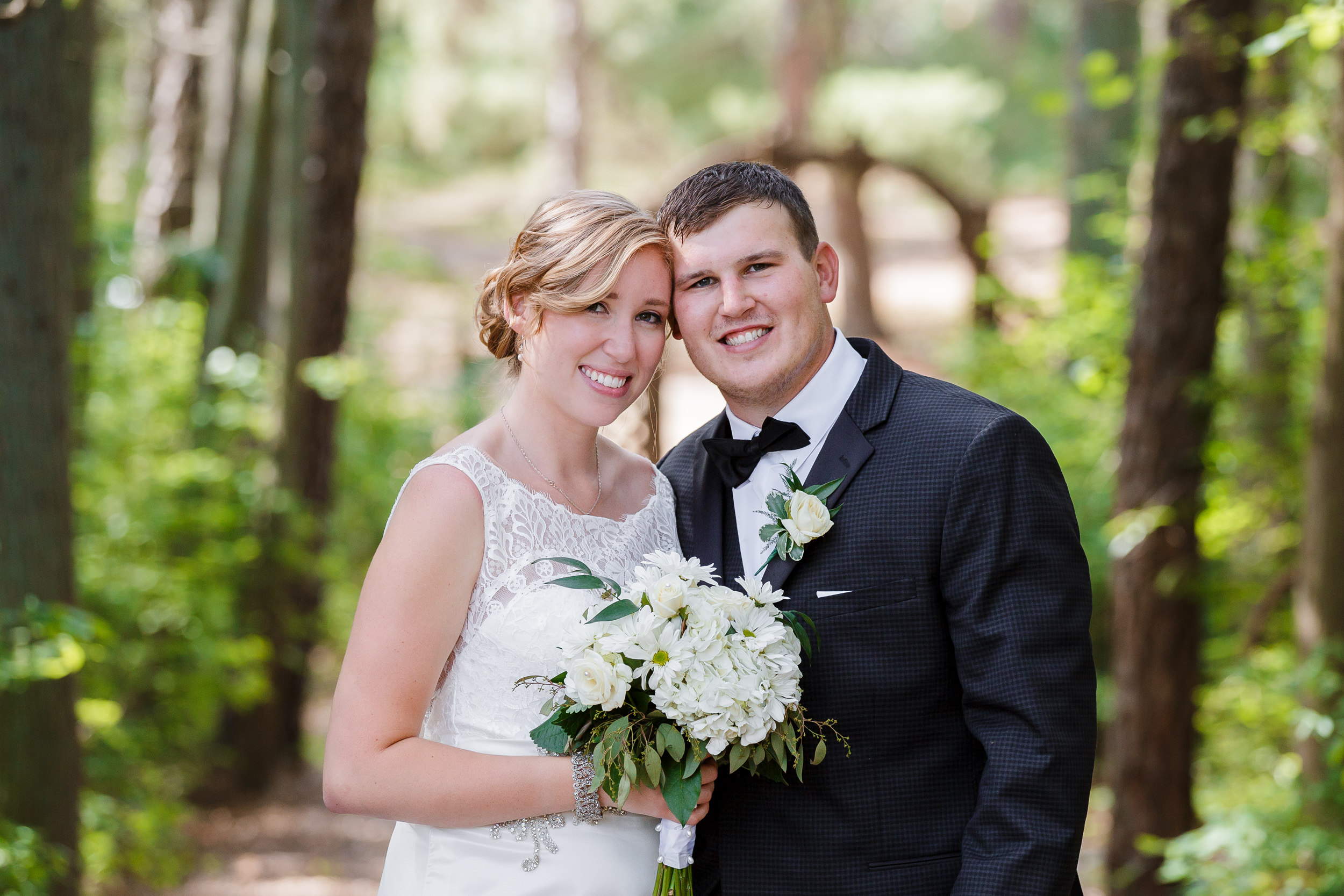wedding portrait bride groom america's keswick whiting nj
