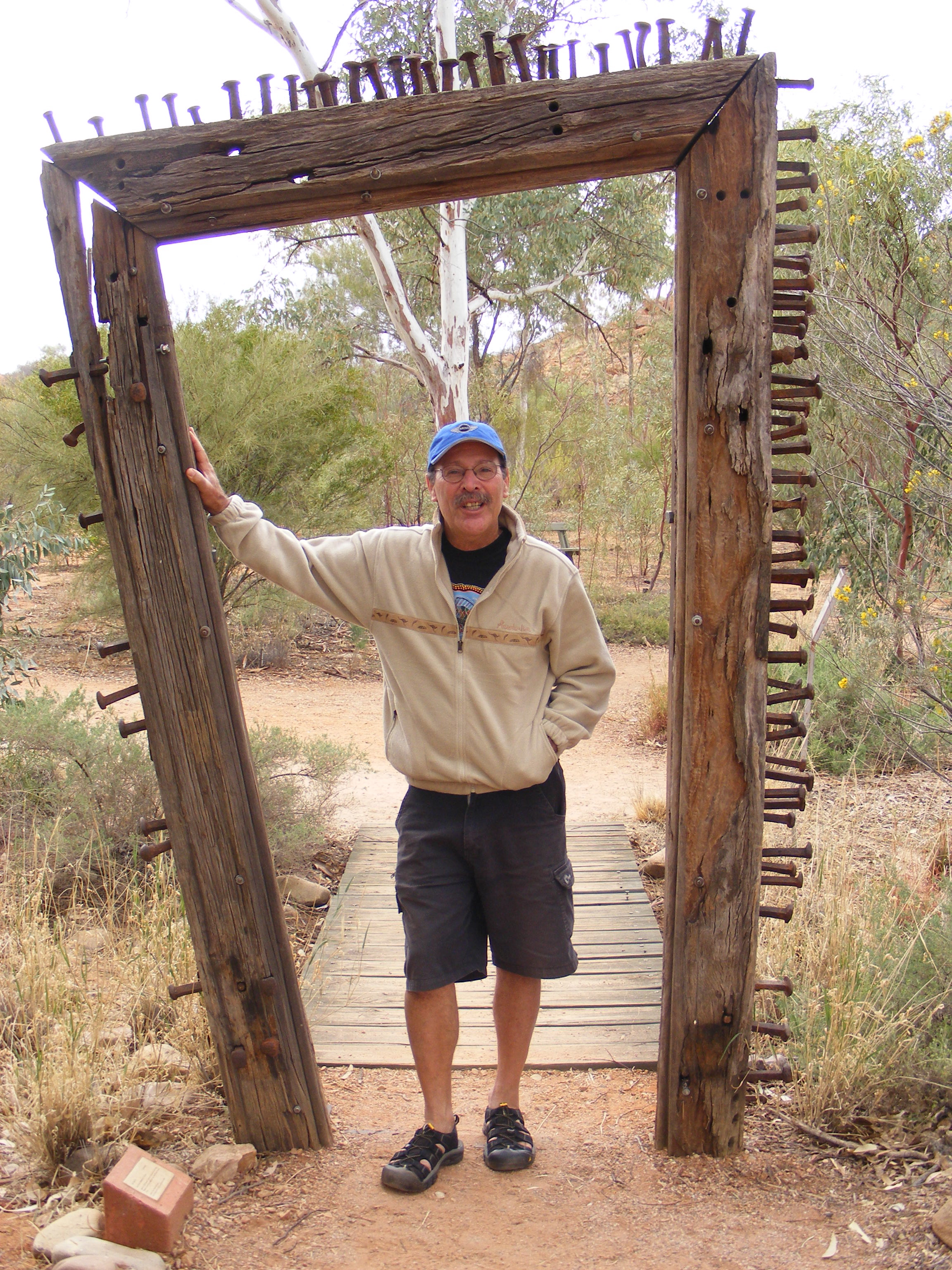 Exploring the real Alice Springs