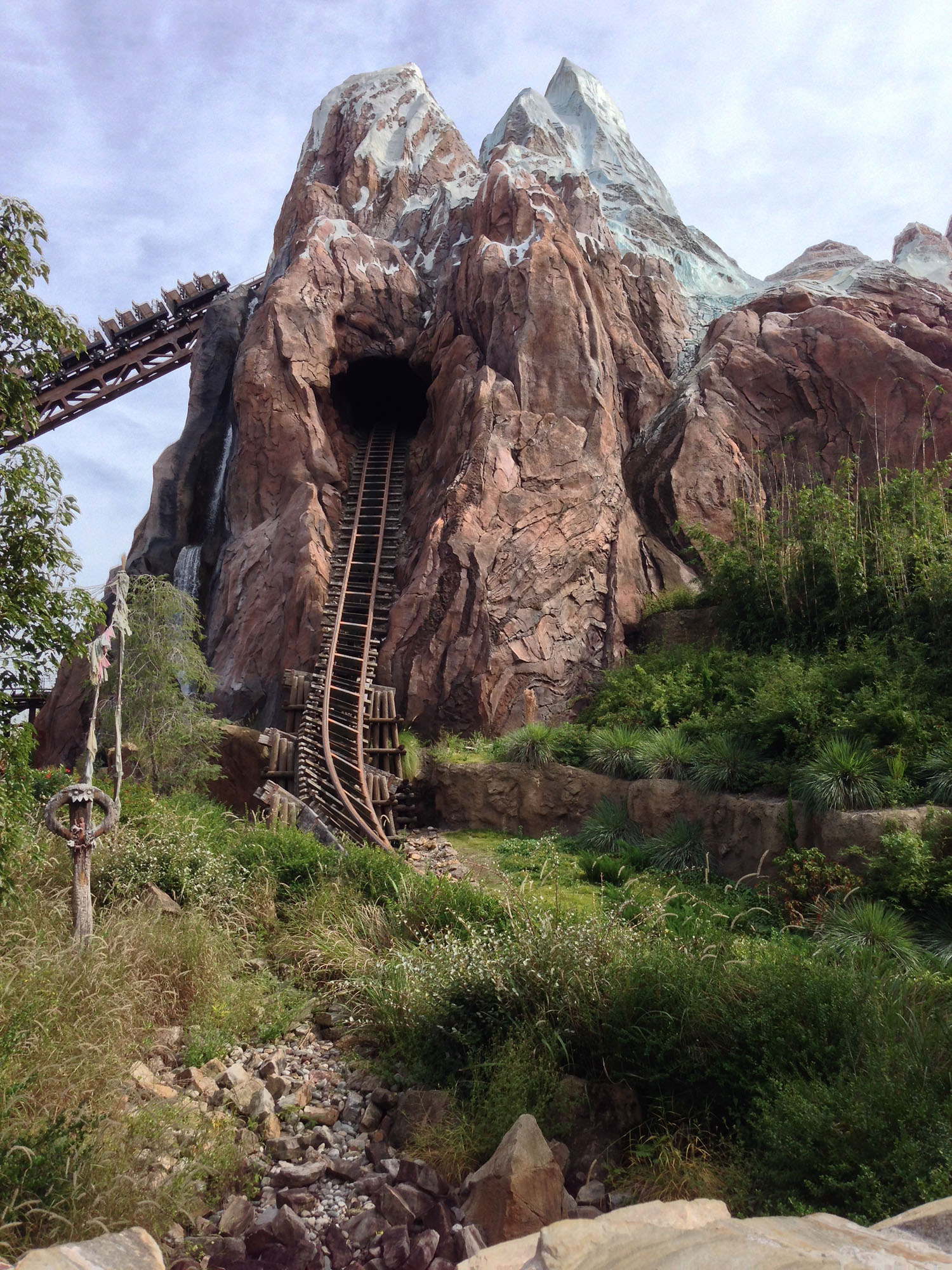 Mt. Everest Terror Ride!