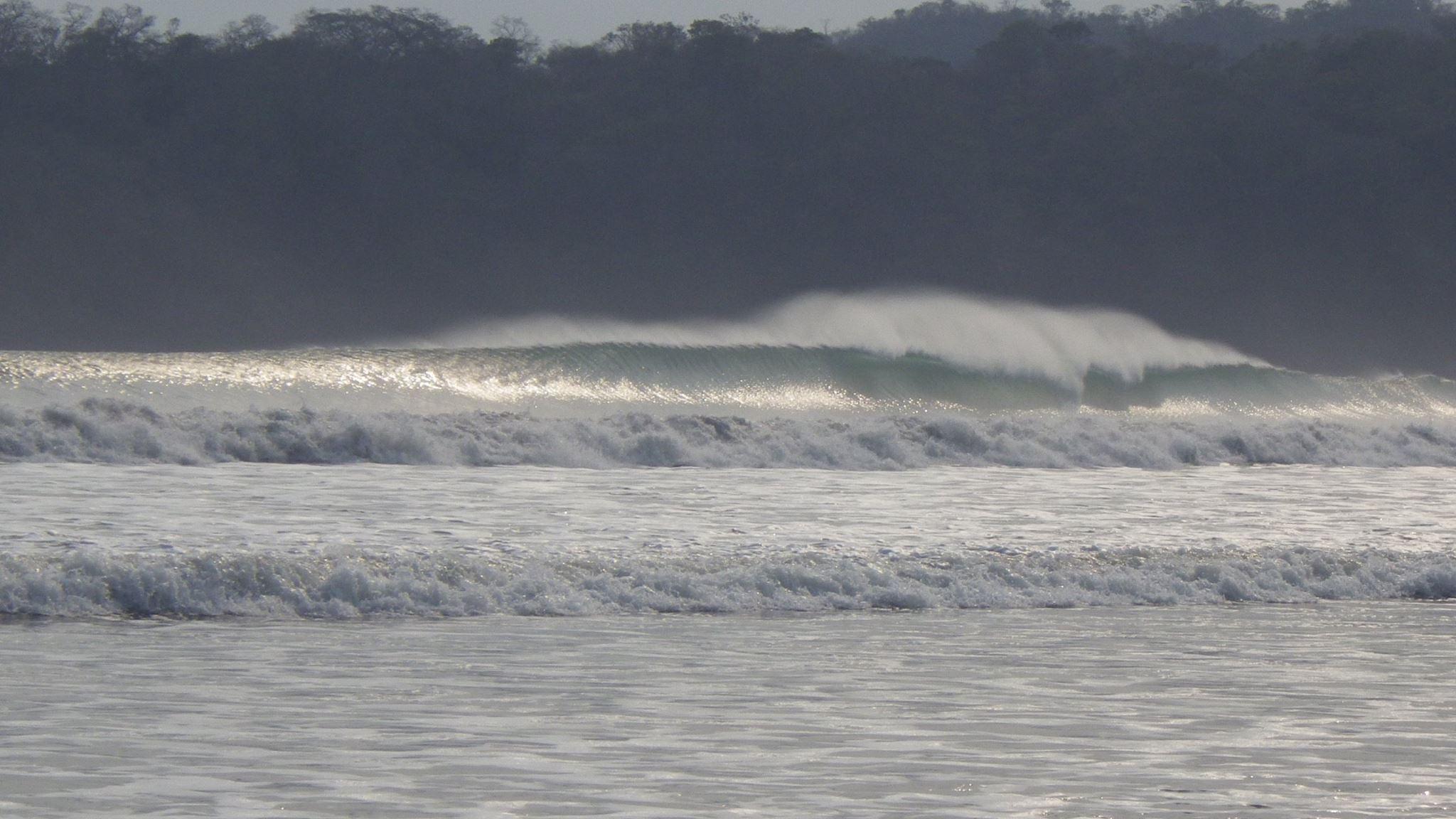 Rising swell