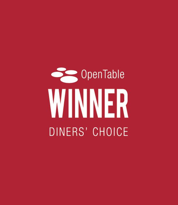 open table winner dinners choice