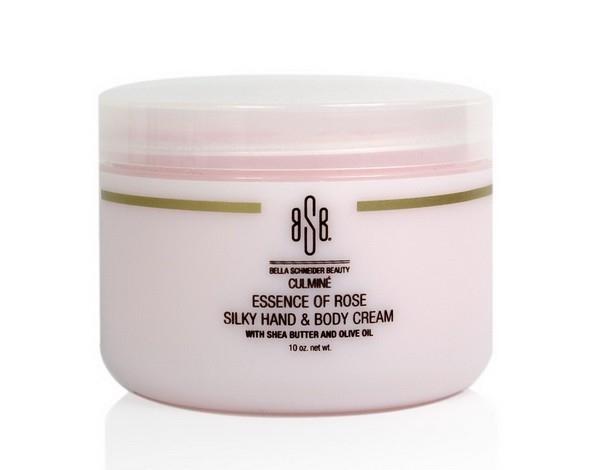 BSB Culmine Essence of Rose Silky Hand & Body Cream