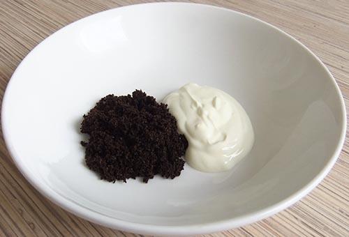 Coffee and Yogurt Body Scrub Recipe