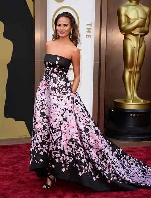 Chrissy Teigen Oscars 2014