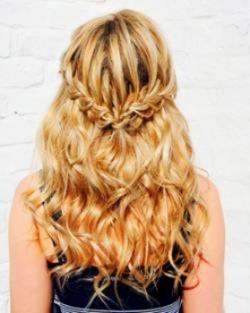 Hair Tutorial Mermaid Waves