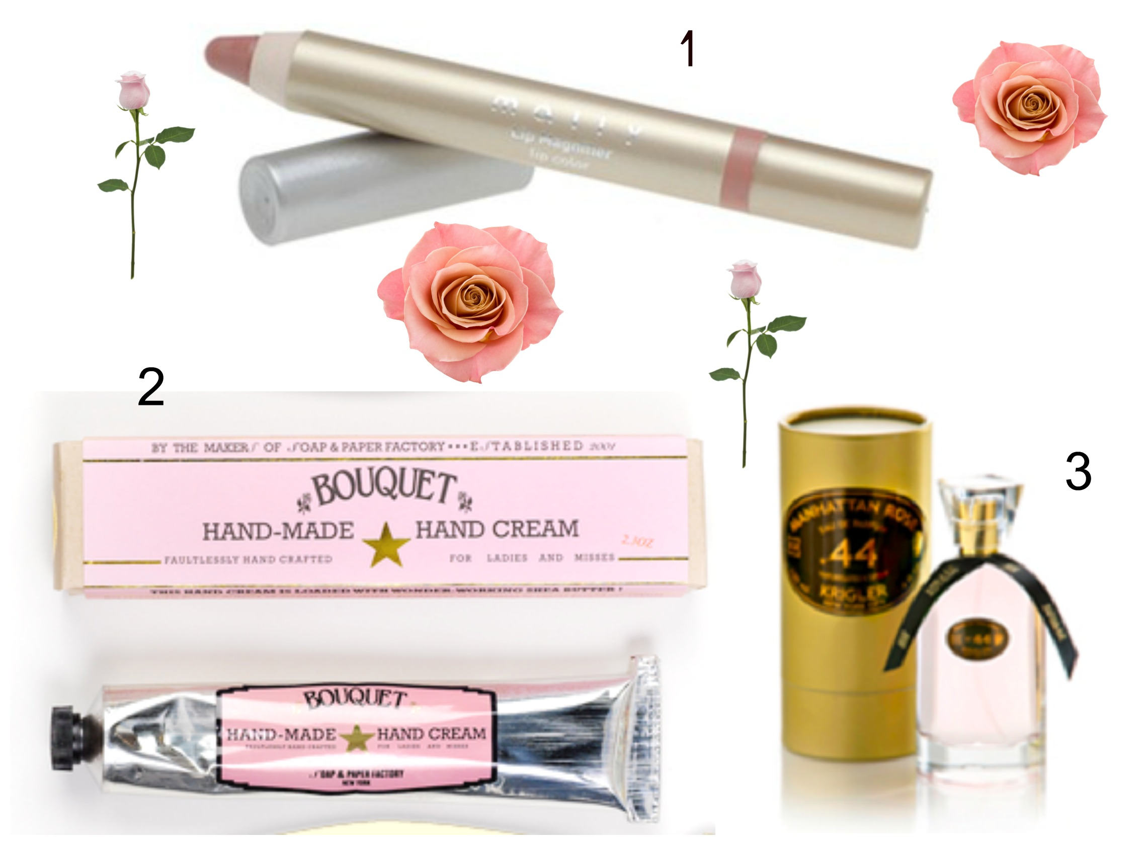 Rose-Inspired Beauty Products