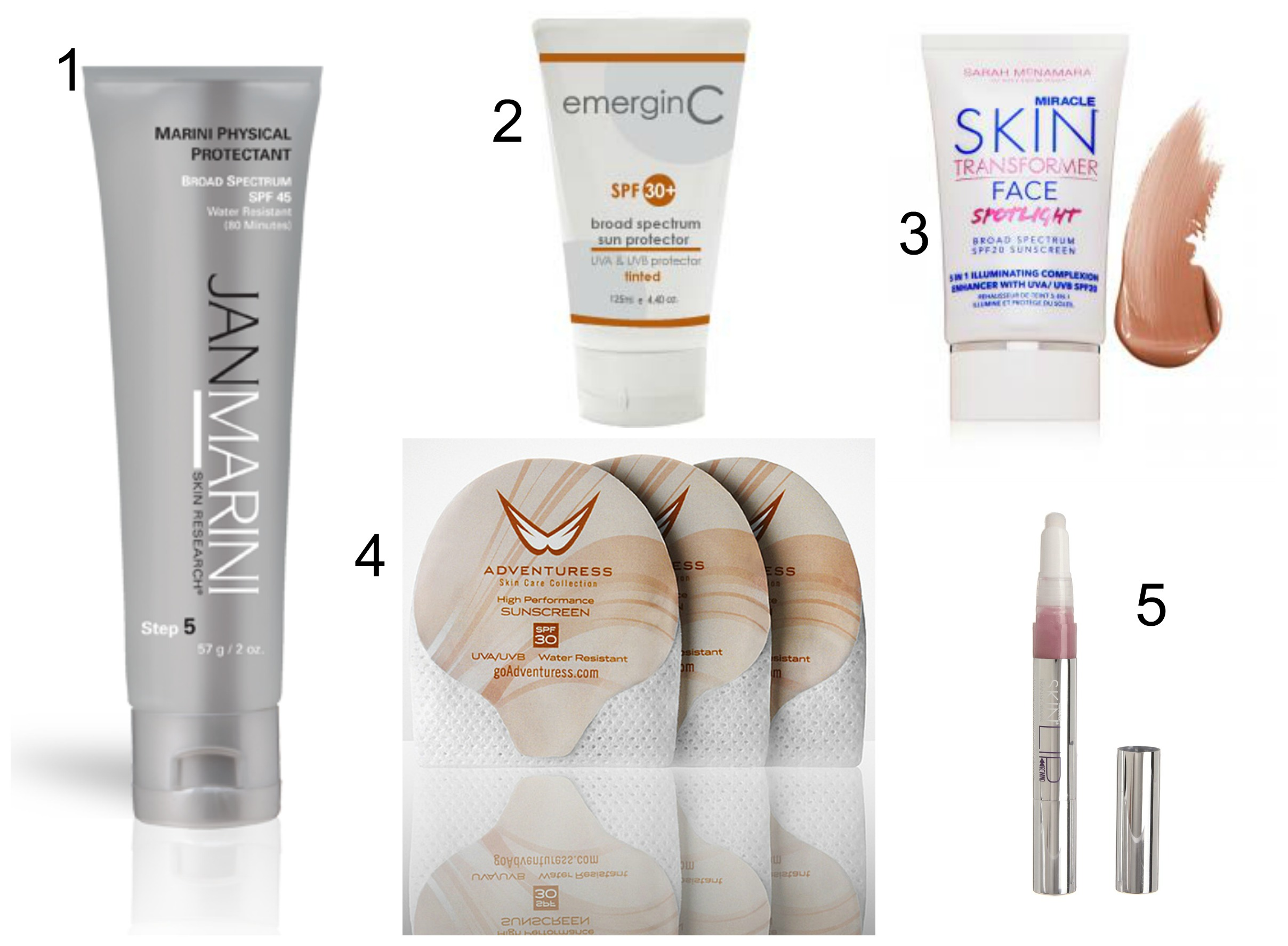 SPF by Skin Type