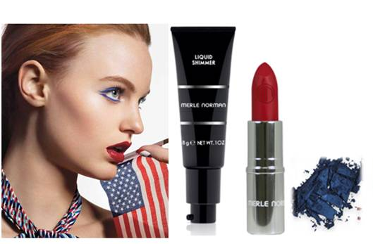 4th of July Beauty Merle Norman