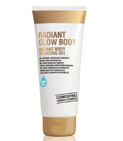 Comodynes Radiant Glow Instant Body Bronzing Gel