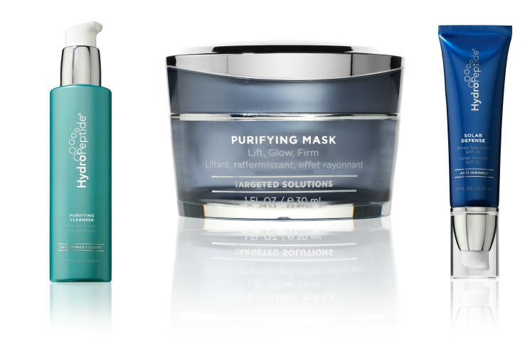 Shine Control HydroPeptide Products
