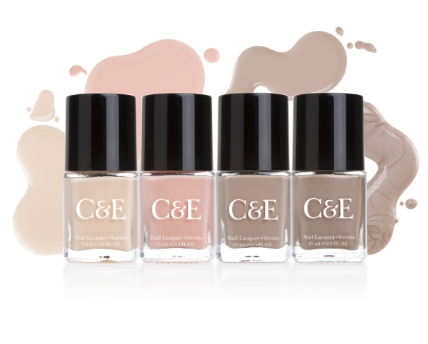 Crabtree & Evelyn Nud-est Nail Lacquer
