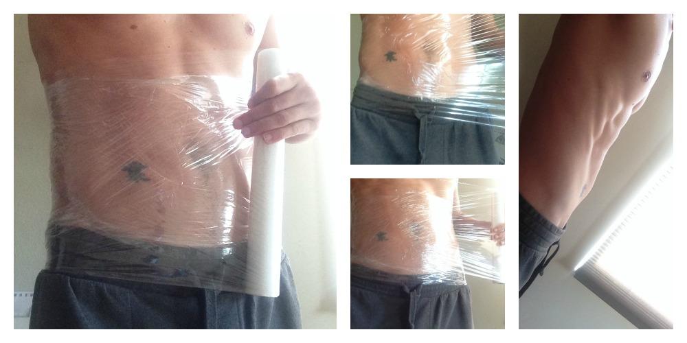 DIY Ultimate Homemade Body Wrap — Posh