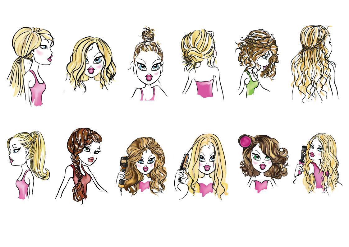 Halloween Hairstyle Tips