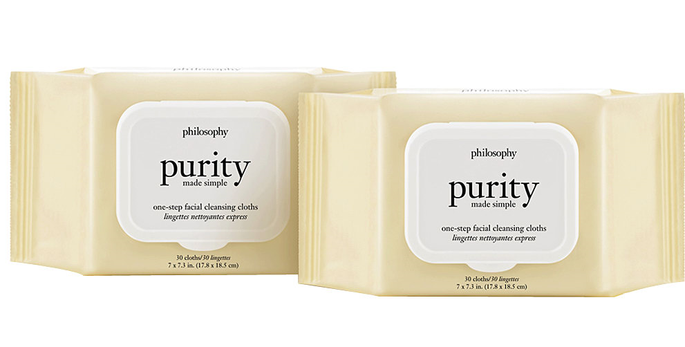 Philosophy Purity Facial Cleansing Cloths