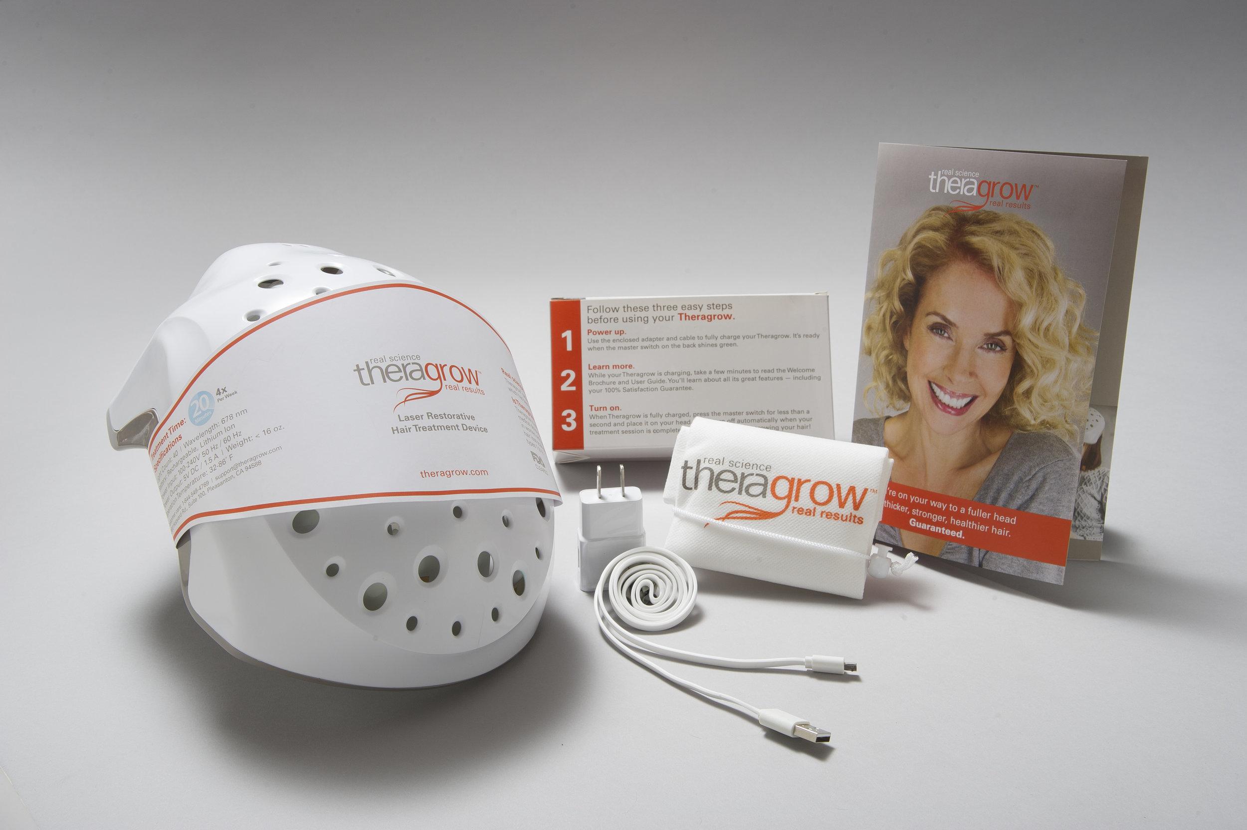 Theragrow Hair Growth Helmet