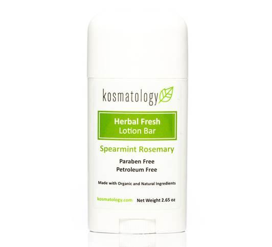 Kosmatlogy Herbal Fresh Organic Lotion Bar.jpg
