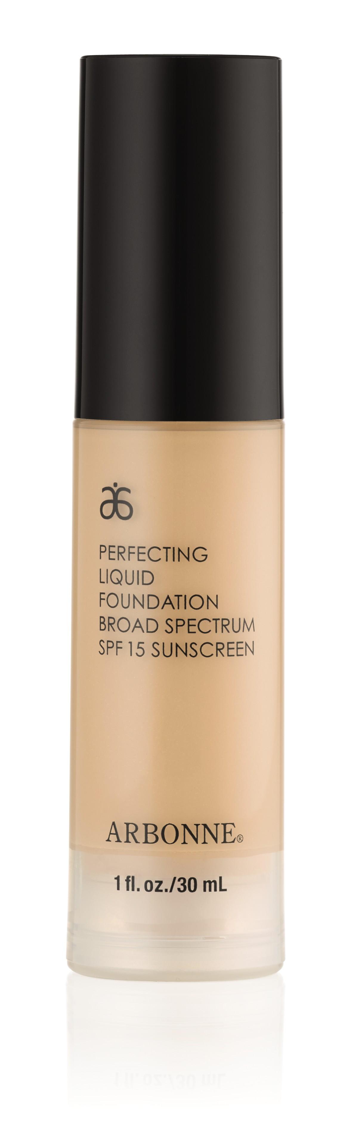 Arbonne Cosmetics Perfecting Liquid Foundation.jpg