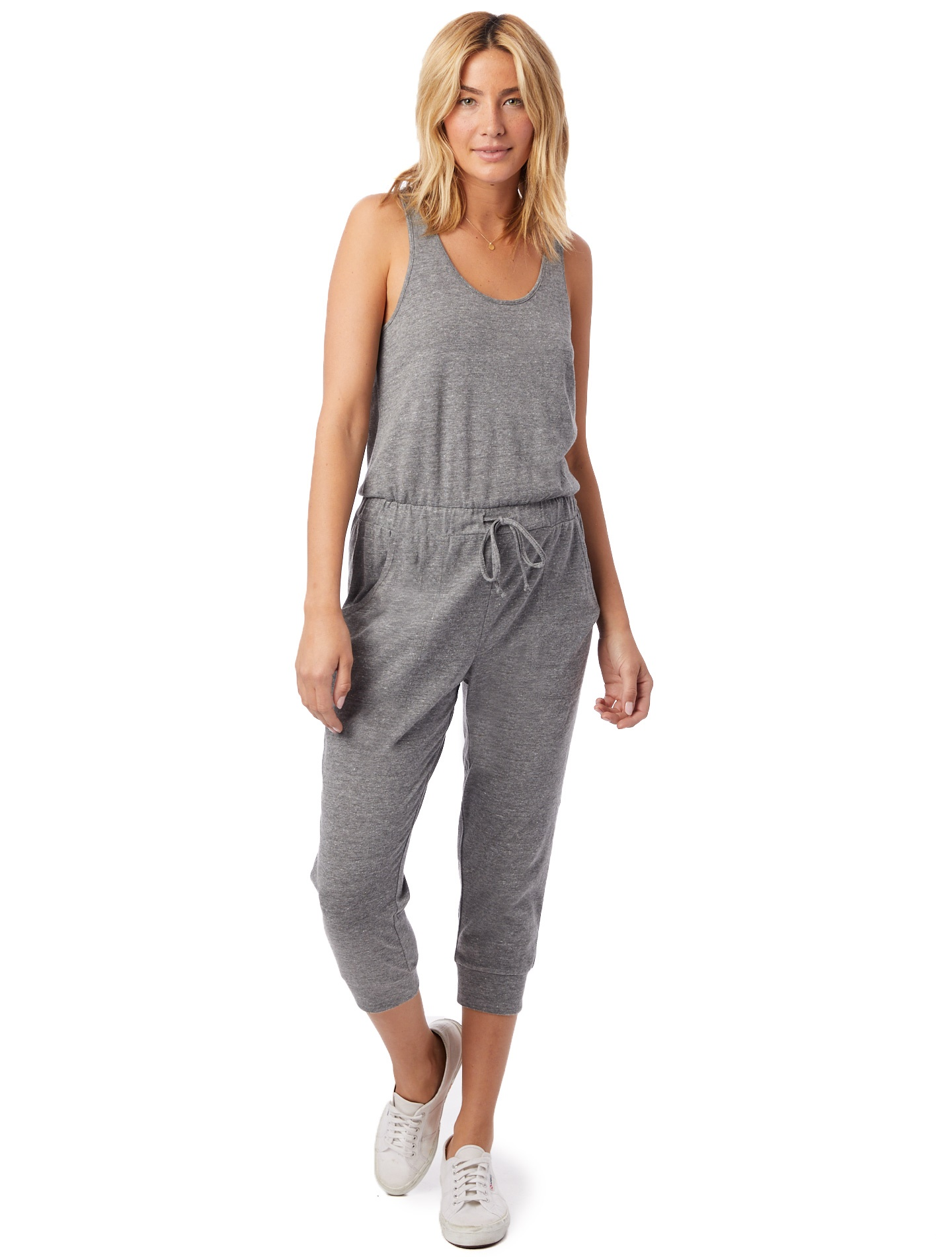 Cropped Eco-Jersey Lounge Jumpsuit in Eco Grey.jpg