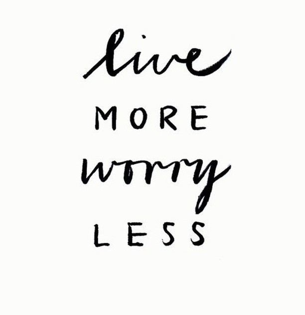 The motto.⠀ ⠀ I've spent so much time worrying that I forgot how to live. Oh, how much I have missed. I know what dwelling on the past and having anxiety about the future feels like. It's time to be fully present in the now - it truly is healing.⠀ ⠀ xo,⠀ Carla
