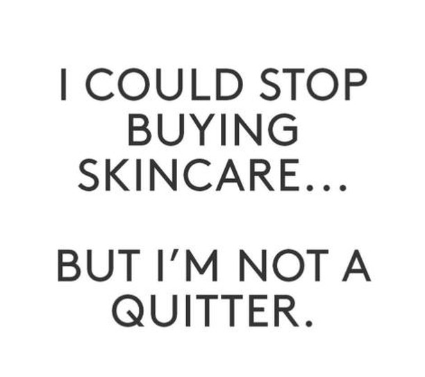 This made me laugh, but on a serious note, when is the last time you updated and edited your skincare products checked expiration dates and cleared clutter? Winter is coming! It's time to take a look at your skincare products and update to the current season. ⠀ ⠀ Check for expiration dates and skincare labels as they do vary, but here are some general guidelines for tossing old skincare products.⠀ Cleansers: 1 year⠀ Toners: 6 months to 1 year⠀ BHA or AHA exfoliants: 1 year⠀ Facial or body moisturizers and serums: 6 months to 1 year⠀ Lip balm: 1 year⠀ ⠀ Leave me a comment and let me know what you add to your skincare routine in winter.