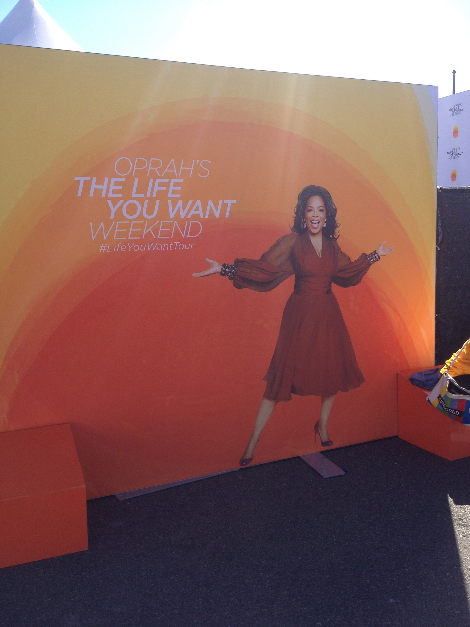 Oprah's Life You Want Weekend Tour