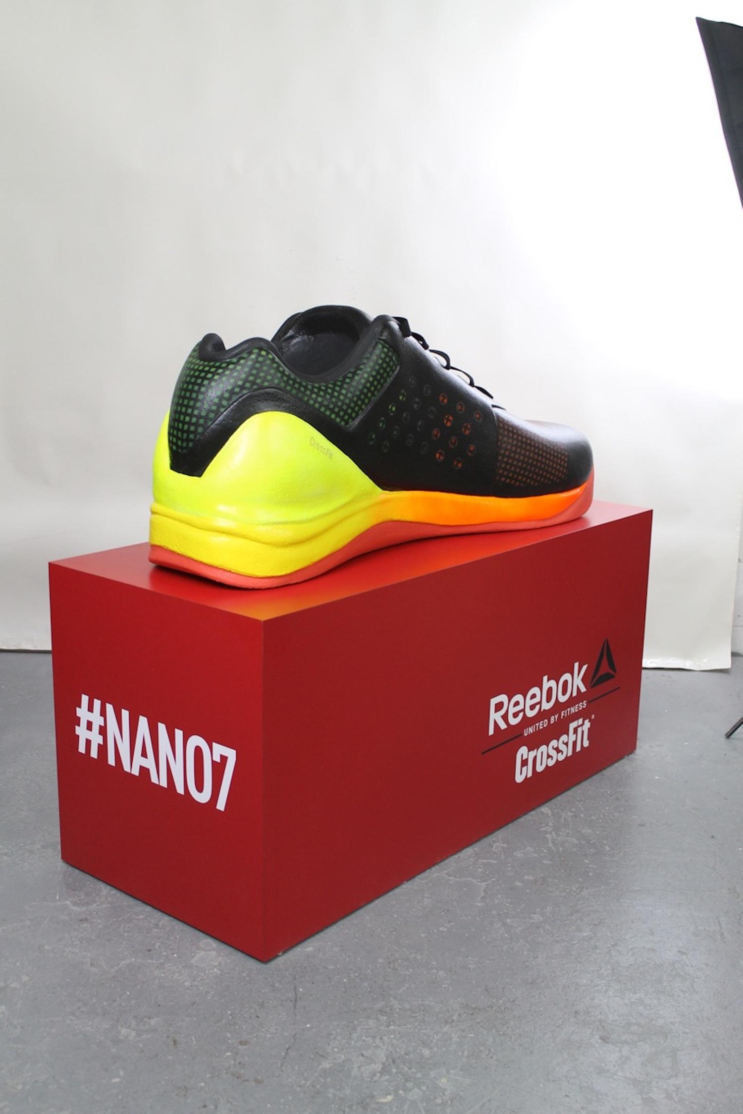 Reebok Crossfit Nano 7 Launch