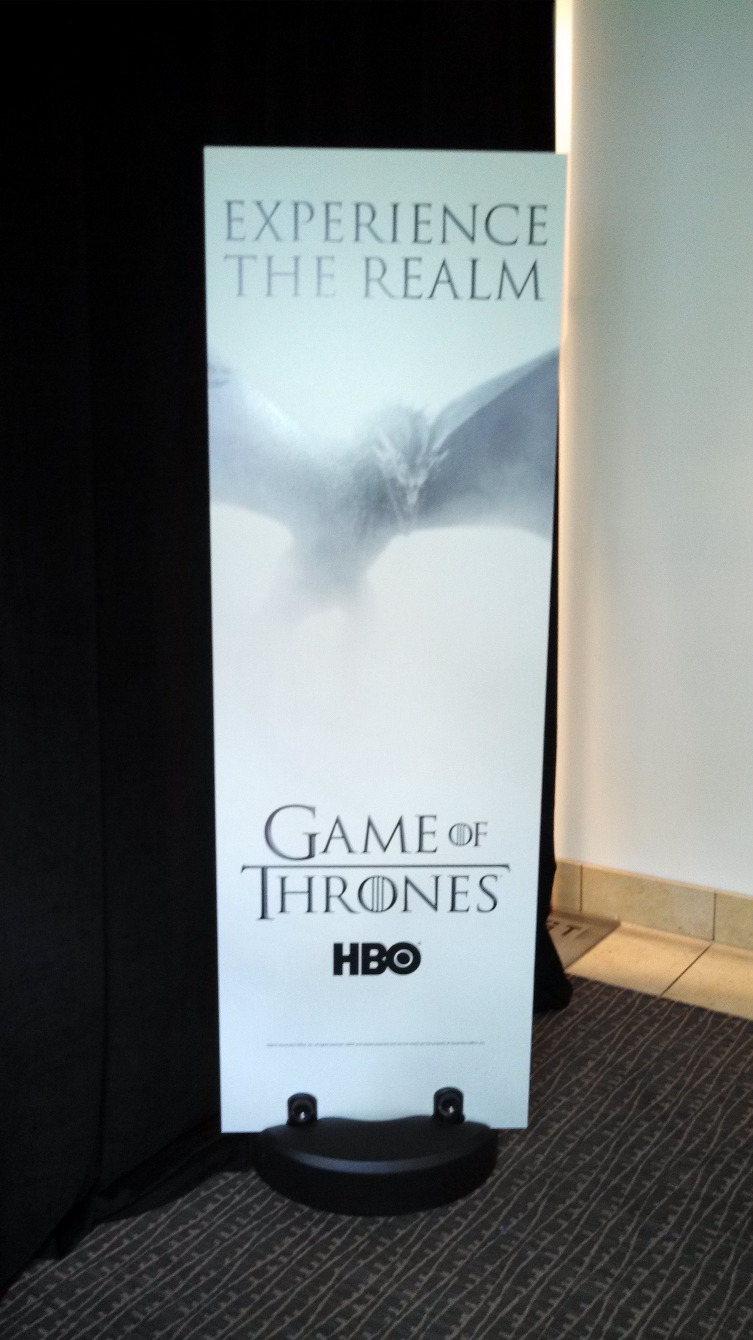 HBO Game of Thrones Experience at Comic Con.jpg