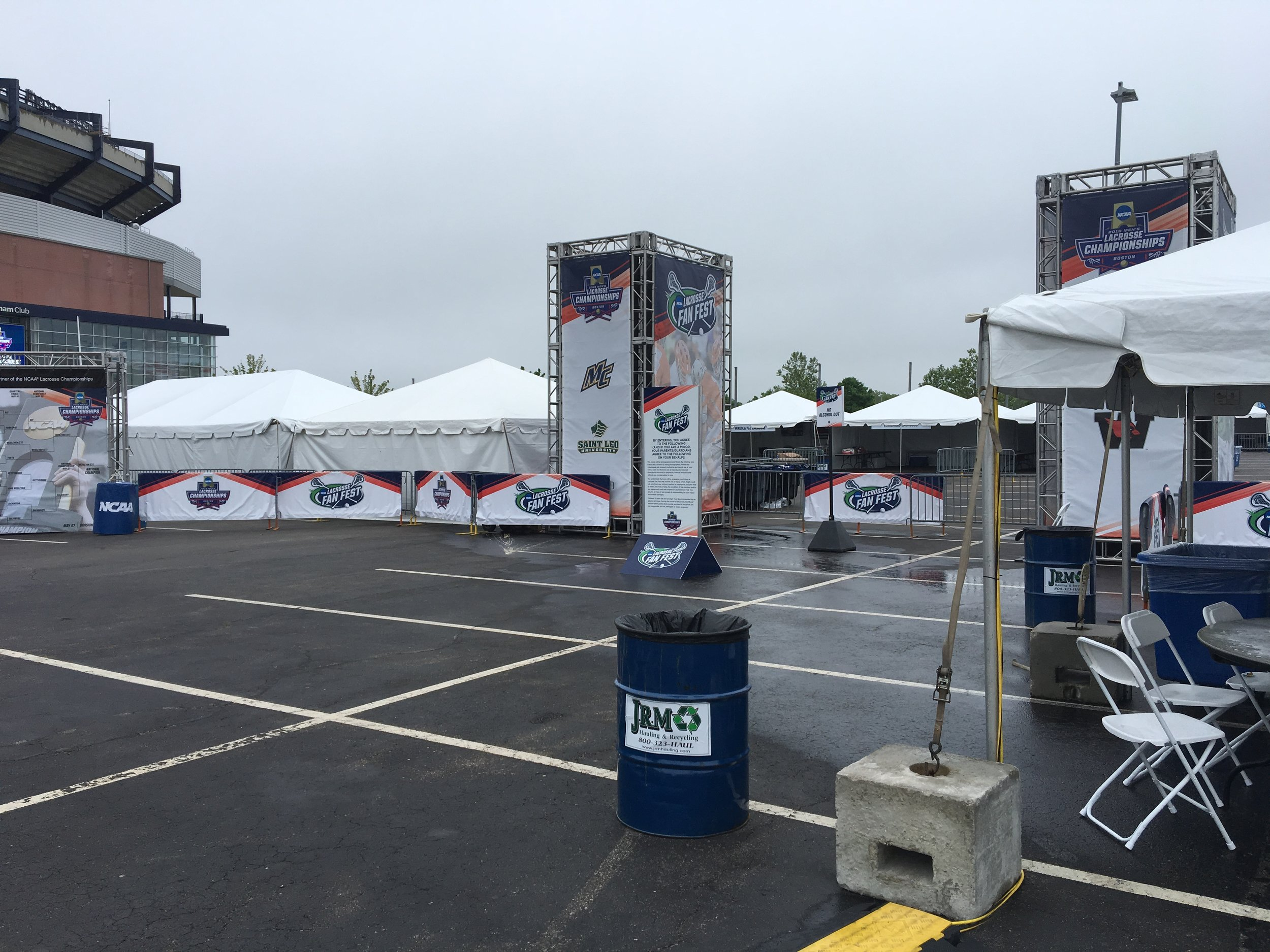 NCAA Men's Lacrosse Fan Festival 2018