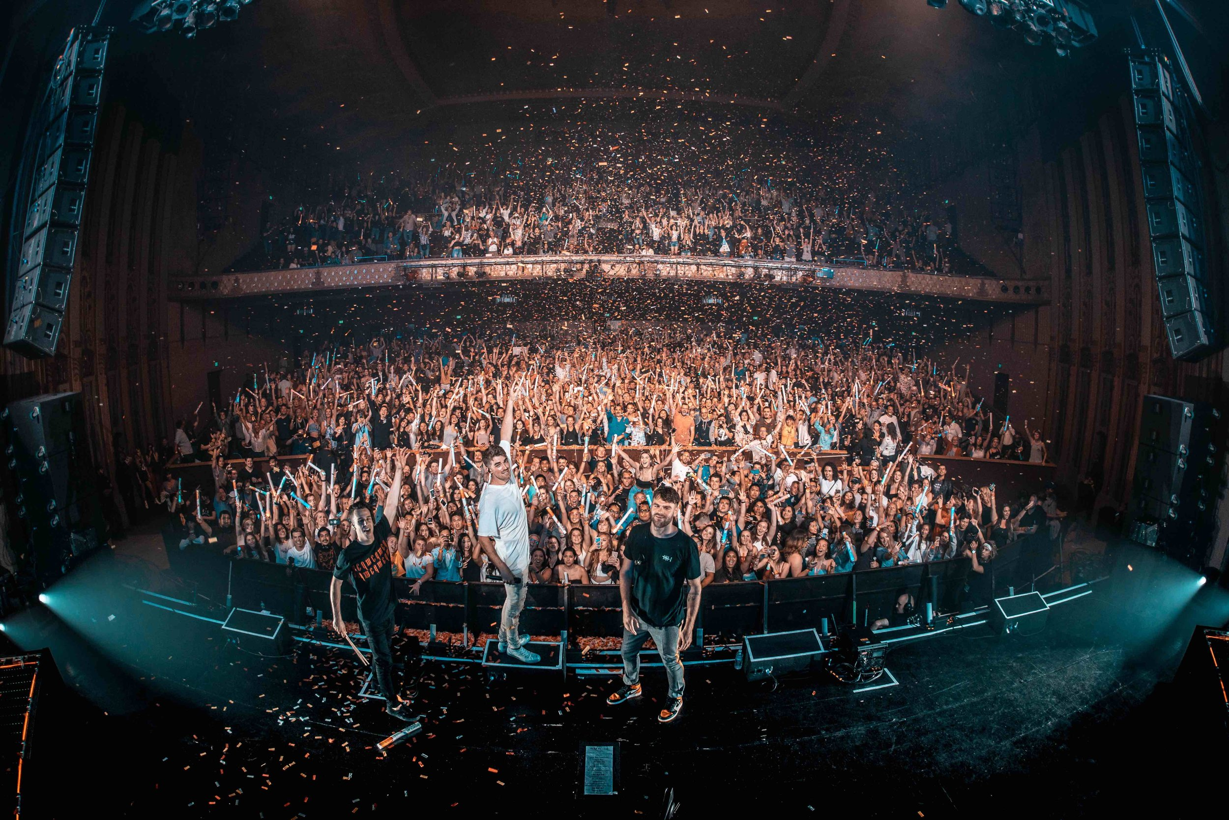 American Airlines and MasterCard present The Chainsmokers; LA.jpg