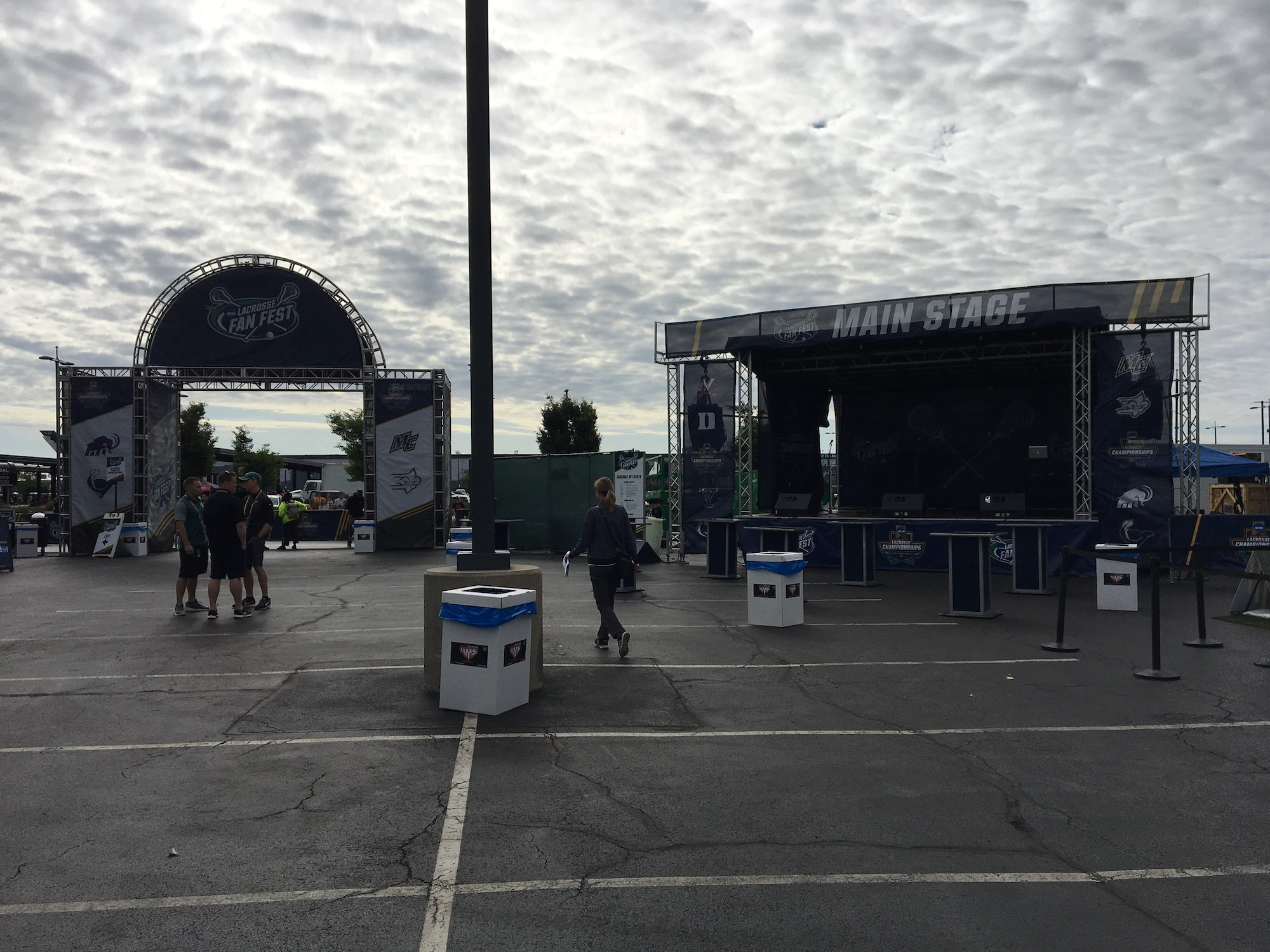NCAA Men's Lacrosse Fan Fest 2019