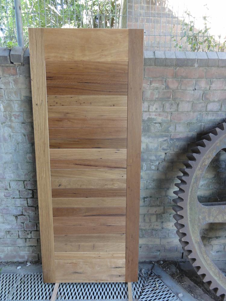Tongue & Groove Door - Horizontal Boards