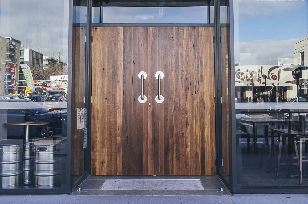BentSpoke Entry Doors