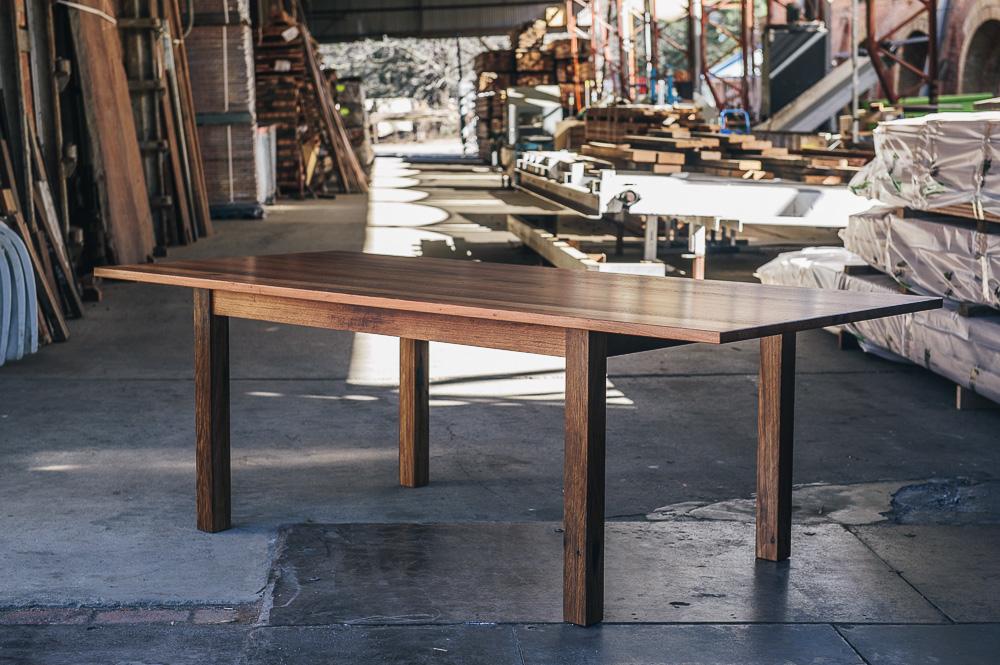 Rustic Blackbutt Table