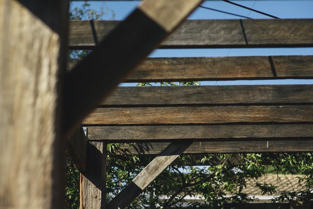 Pergola Timber