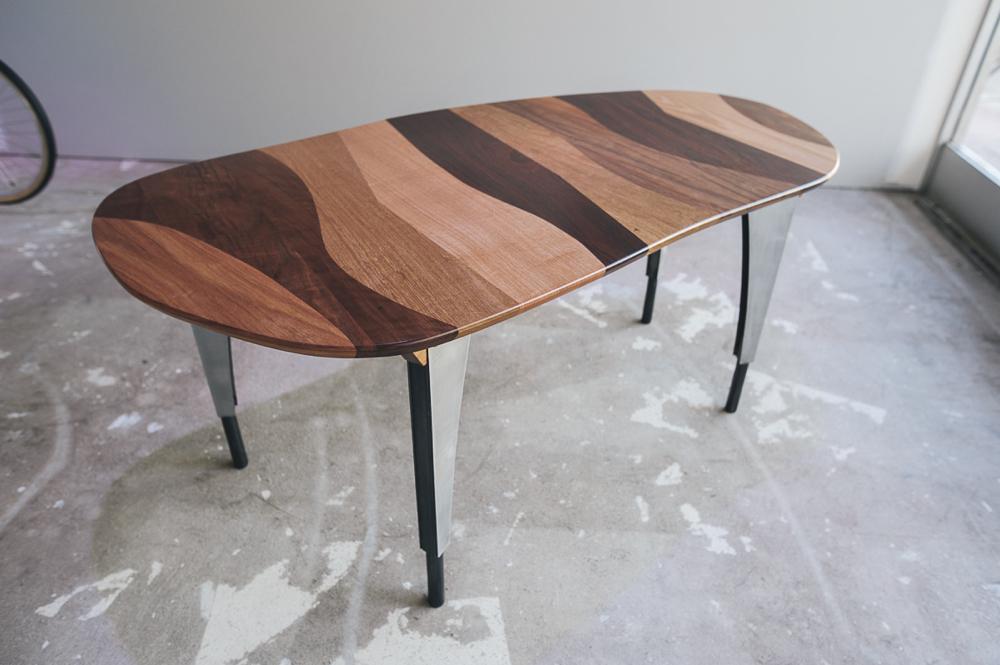 The Nimmersaat Table