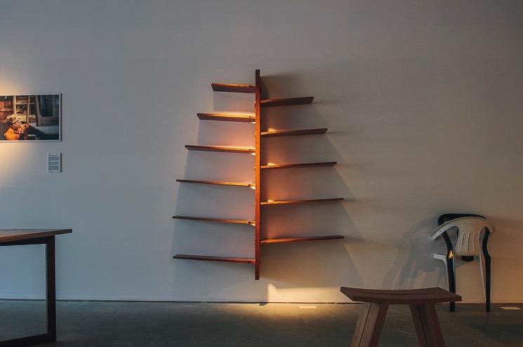 The Fern Bookshelf