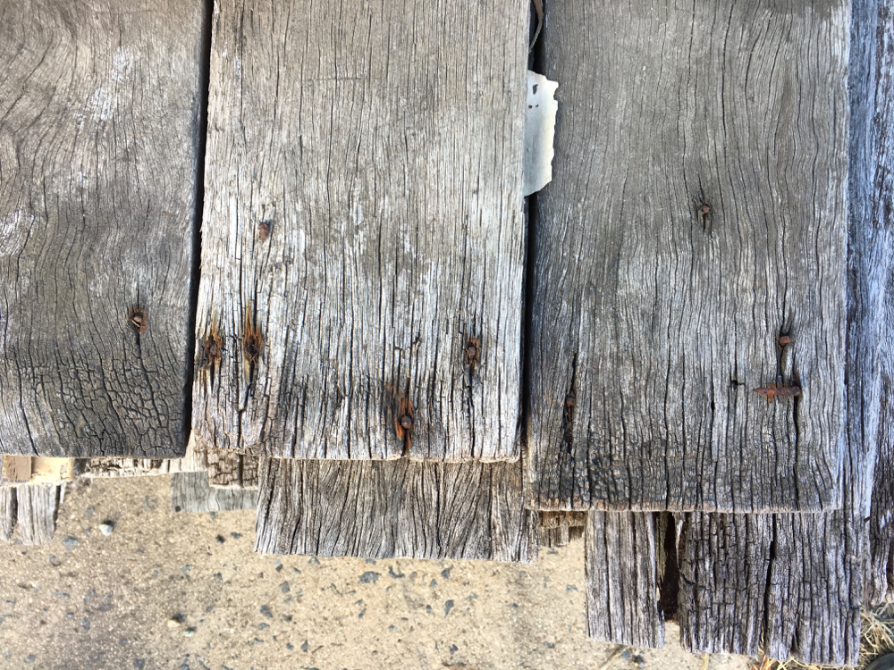 150 x 25mm Cladding salvaged from the Randwick Stables