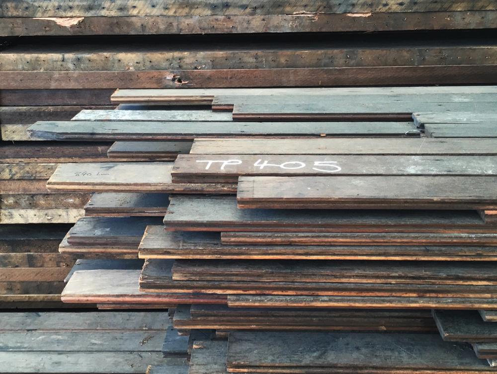 Salvaged Flooring