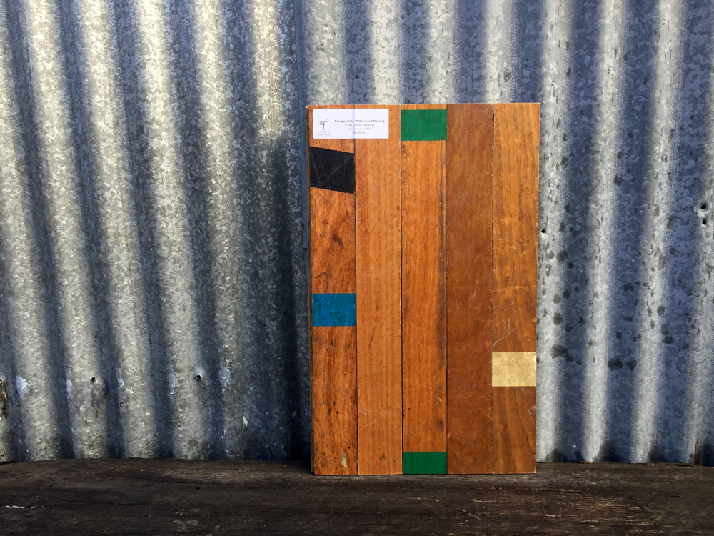 Ash / Tallowwood Flooring 60 x 20mm