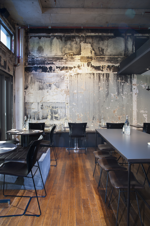 A.Baker, Barton : Salvaged Blackbutt Flooring