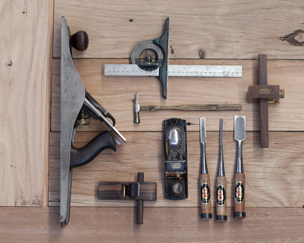 David's hand tools