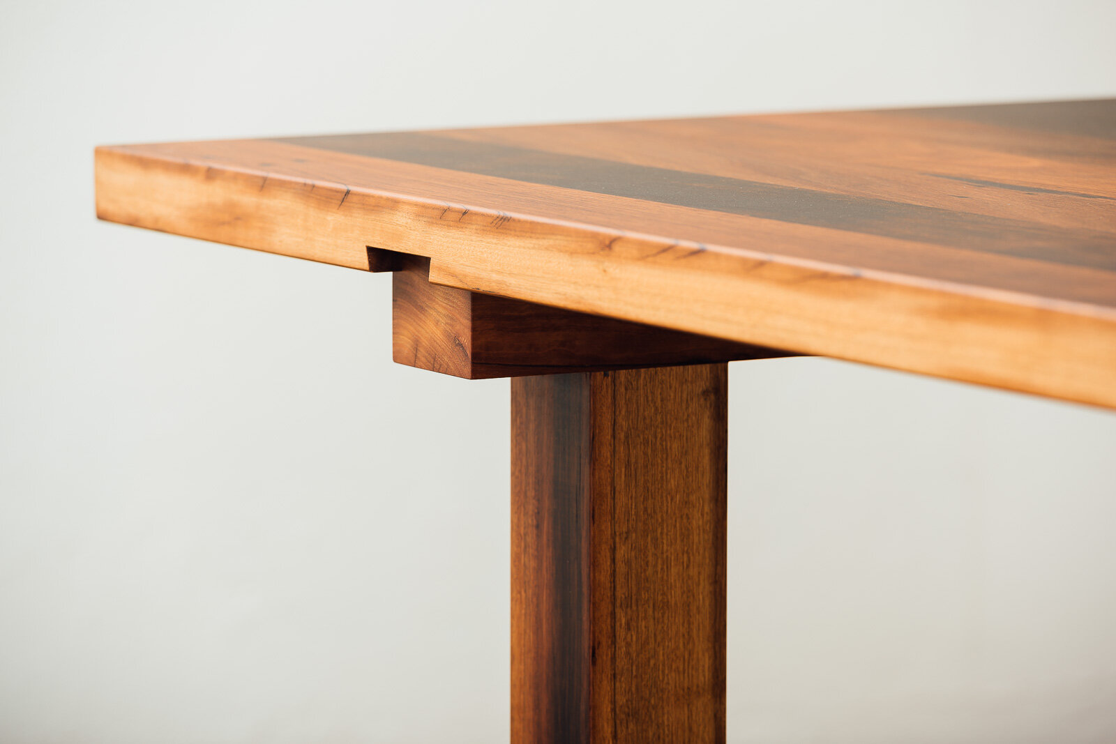 The Dovetail table -  see the the project blog here.